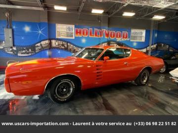 1972 Dodge Charger 400 V8 1972 Prix tout compris