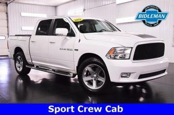 2011 DODGE RAM Sport Crew Cab 4WD  2011 Prix tout compris