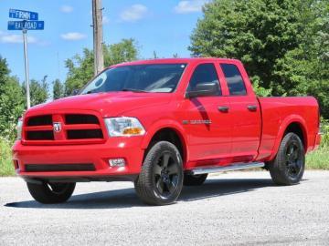 2012 Dodge RAM 4X4 2012 Prix tout compris hors homologation 4500€
