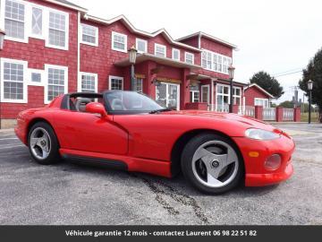 1991 Dodge Viper 1992  1/251 Prix tout compris