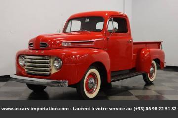 1948 Ford F1 239 V8 1948 Prix tout compris