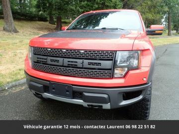 2011 ford F150 SVT Raptor SuperCrew 4WD 2011 Prix tout compris hors homologation 4500 €