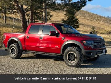 2014 ford F150 SVT Raptor SuperCrew 4WD 2014 Prix tout compris hors homologation 4500 €