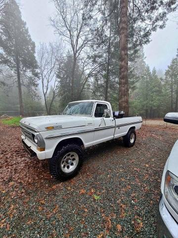 1971 Ford F250 4X4 Highboy 360 V8 C61971 Prix tout compris