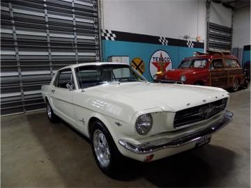 1964 Ford Mustang V8 289 1964 Prix tout compris
