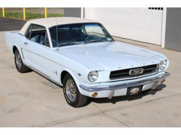 1965 Ford Mustang restaurée V8 289 biton 1965 prix tout compris