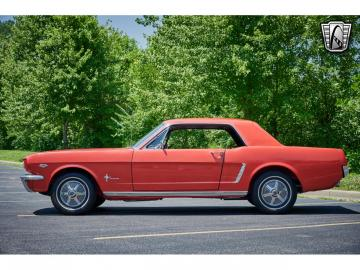 1965 Ford Mustang V8 289 1965 Prix tout compris