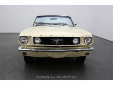 1965 Ford Mustang V8 289 1965 Prix tout compris