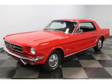 1965 Ford Mustang Restaurée 1965 Prix tout compris