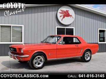 1965 Ford Mustang GT A V8 1965 Prix tout compris