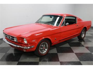 1965 Ford Mustang Fastback GTA V8 1965 Prix tout compris