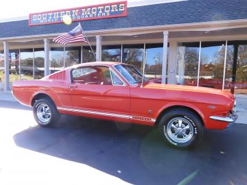 1965 Ford Mustang  GT Pony Pack Code A Matching 1965 Prix tout compris