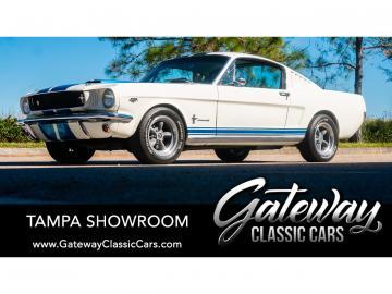 1965 Ford Mustang Fastback V8 1965 Prix tout compris