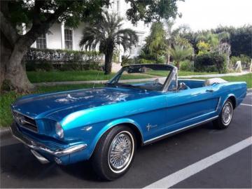 1965 Ford Mustang V8 1965 Prix tout compris