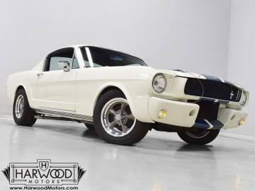 1965 Ford Mustang Shelby GT350R Tribute V8 Code A 1965 Prix tout compris