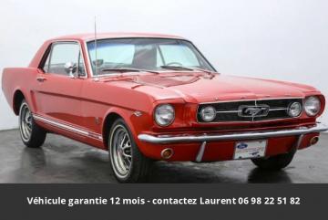 1965 Ford Mustang K-Code V8 1965 Prix tout compris