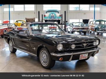 1965 Ford Mustang Cabriolet 1965 Prix tout compris