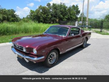 1965 Ford Mustang  GT Code A Fastback 1965 Prix tout compris