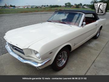 "1965 Ford Mustang  ""C"" code 289ci V8 Prix tout compris"