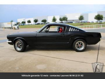 1965 Ford Mustang Fastback V8 289 1965 Prix tout compris