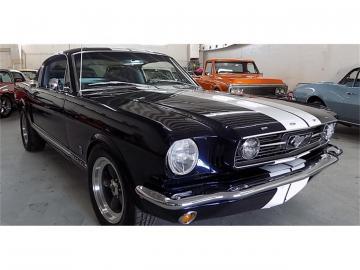 1966 Ford Mustang Fastback GT Pony V8 289 1966 Prix tout compris