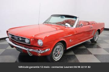 1966 Ford Mustang 1966 Prix tout compris