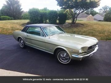 1966 Ford Mustang Pony Pack V8 289 1966 Prix tout compris