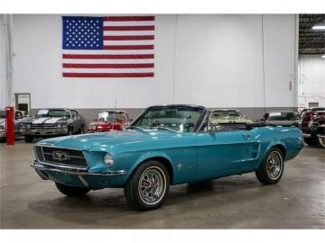 1967 Ford Mustang Ford Mustang code c cabriolet Prix tout compris