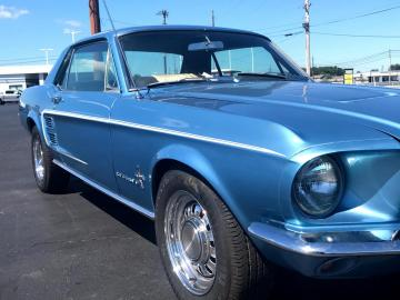 1967 Ford Mustang 302 V8 1967 Prix tout compris