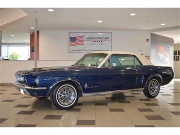 1967 Ford Mustang Prix tout compris