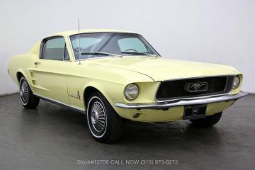 1967 Ford Mustang Fastback V8 289 1967 Prix tout compris