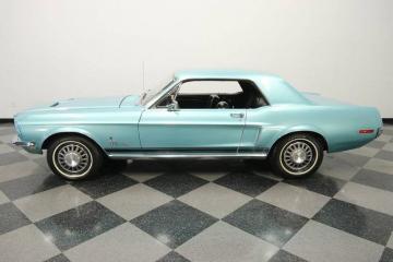 1968 Ford Mustang V8 1068 Prix tout compris