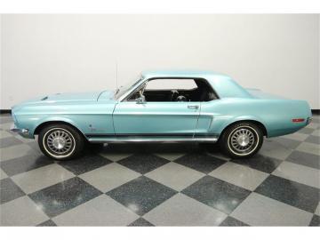 1968 Ford Mustang V8 1968 Prix tout compris