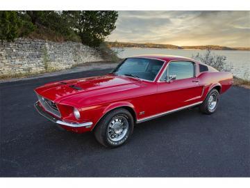 1968 Ford Mustang V8 427 1968 Prix tout compris