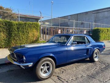 1968 Ford Mustang  GT/CS (California Special ) 302 V8 1968 Prix tout compris