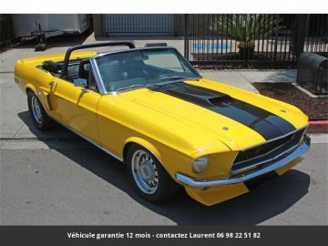 1968 Ford Mustang 351 V8 1968 Prix tout compris