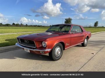 1968 Ford Mustang 1968 Prix tout compris