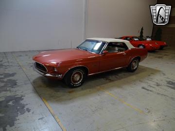 1969 Ford Mustang V8 289 1969 Prix tout compris