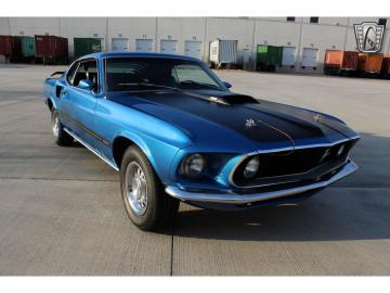 1969 Ford Mustang 351 Windsor 1969 Prix tout compris