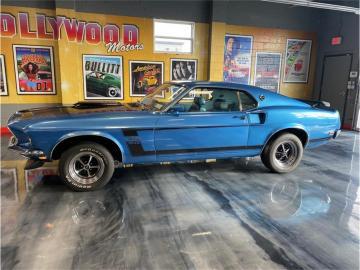 1969 Ford Mustang Fastback V8 302 1969 Prix tout compris