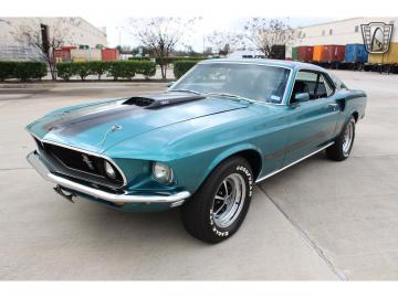1969 Ford Mustang Mach 1 V8 351 HO 1969 Prix tout compris