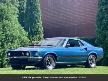 1969 Ford Mustang MACH 1 428 Cobra Jet Q code 1969 Matching Prix tout compris