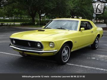 1969 Ford Mustang 1969 Prix tout compris