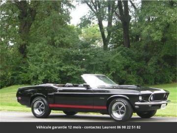 1969 Ford Mustang 302 V8 1969 Prix tout compris
