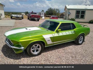 1969 Ford Mustang Fastback 302 V8 1969 Prix tout compris