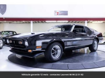 1971 Ford Mustang Mach 1 351ci V8  1971 Prix tout compris