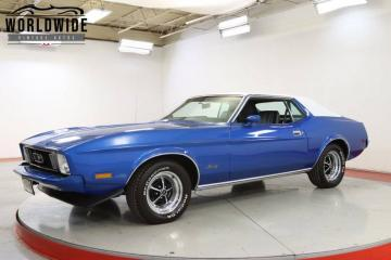 1973 Ford Mustang 351 Cleveland V8 Prix tout compris