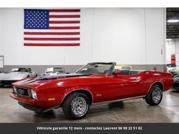 1973 Ford Mustang 351ci V8 1973 Prix tout compris