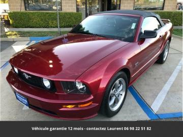 2005 ford mustang GT Deluxe Convertible 2005 Prix tout compris hors homologation 4500 €