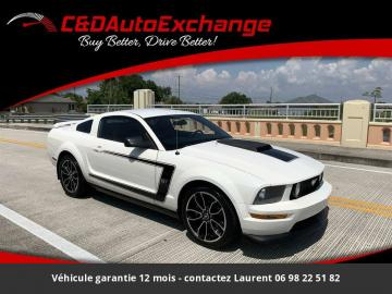 2006 ford mustang GT Deluxe Coupe 2006  Prix tout compris hors homologation 4500 €